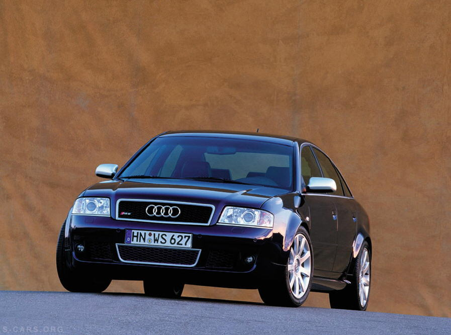 2003  Audi RS-6  picture, mods, upgrades