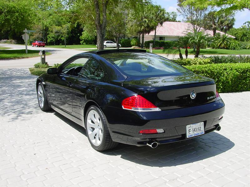 2004 BMW 645Ci Coupe