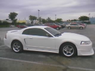 2000  Ford Mustang GT Vortech Supercharger picture, mods, upgrades