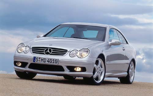 2004  Mercedes-Benz CLK55 AMG  picture, mods, upgrades