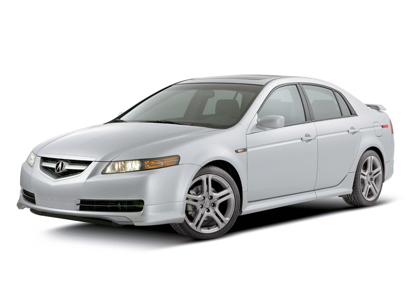 2004  Acura TL A-Spec picture, mods, upgrades