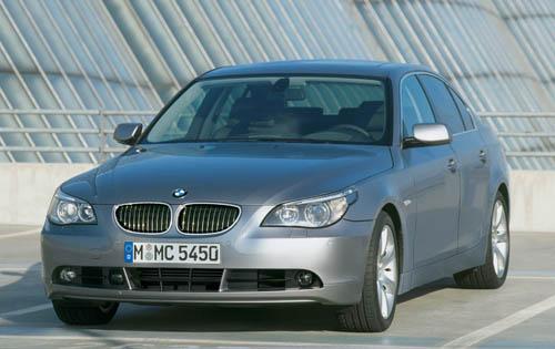 Bmw 545i Wheels. 2004 BMW 545i