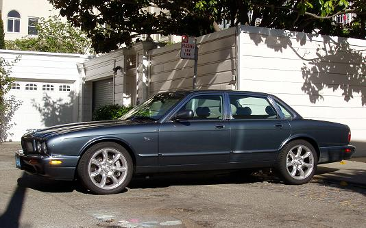 2001  Jaguar XJR  picture, mods, upgrades