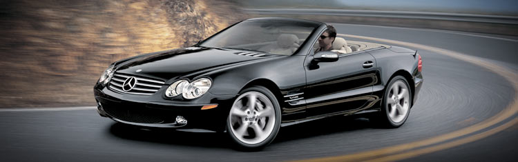2004 Mercedes Benz Sl600