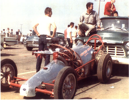 1960 Dragster Front Engine 4cyl.dragster