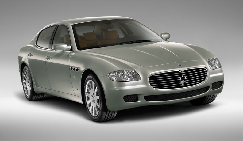 2004  Maserati Quattroporte  picture, mods, upgrades