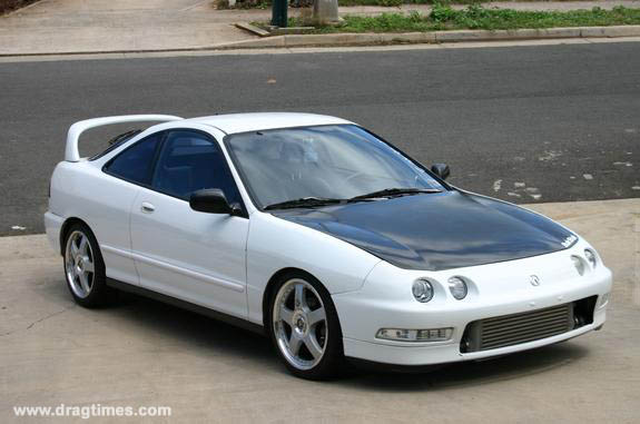 1995  Acura Integra LS Turbo (Non- Vtec) picture, mods, upgrades