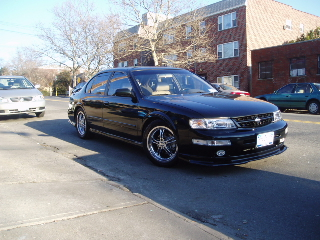 1997  Nissan Maxima  picture, mods, upgrades