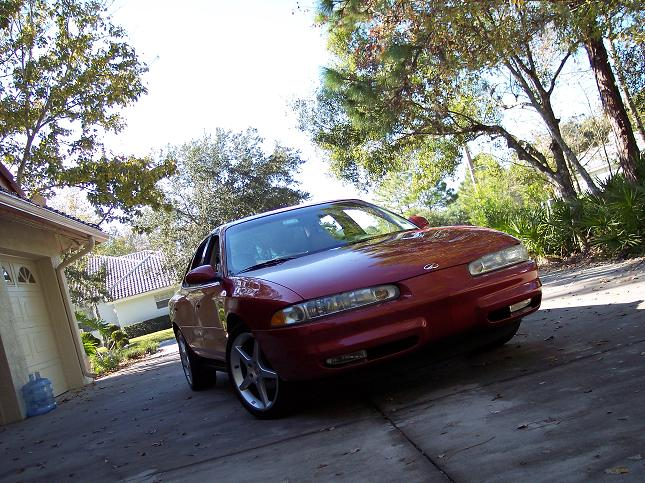 1998  Oldsmobile Intrigue GL picture, mods, upgrades