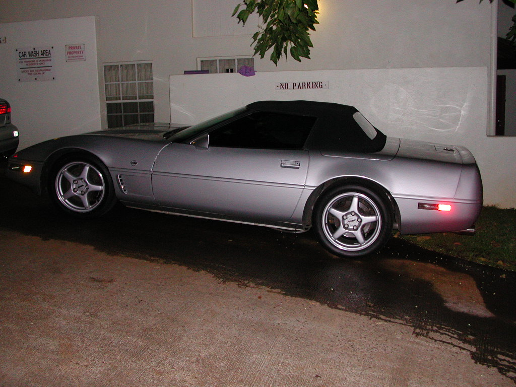 1996  Chevrolet Corvette CE picture, mods, upgrades