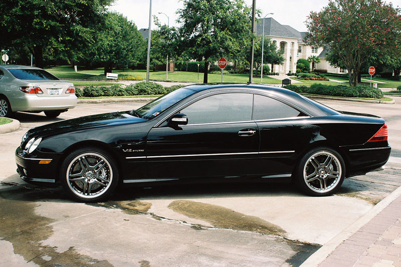 Stock 2005 Mercedes Benz Cl65 Amg 1 4 Mile Drag Racing