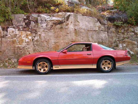 1988 Chevrolet Camaro RS