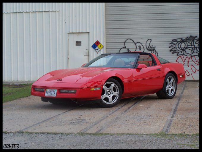 1987  Chevrolet Corvette  picture, mods, upgrades