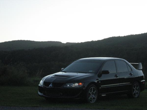 2003  Mitsubishi Lancer EVO  picture, mods, upgrades