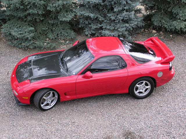 1993  Mazda RX-7 R1 picture, mods, upgrades