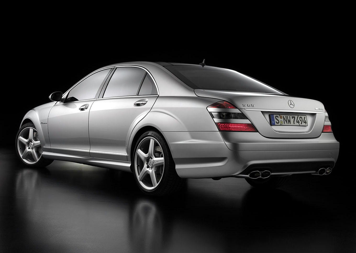 2007  Mercedes-Benz S65 AMG  picture, mods, upgrades