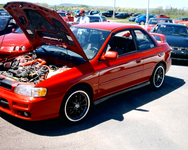 1998  Subaru Impreza rs picture, mods, upgrades