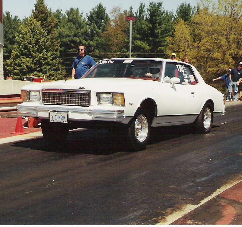 1979  Chevrolet Monte Carlo sport coupe picture, mods, upgrades