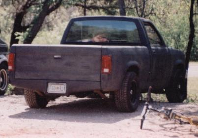 1988 Dodge Dakota LE