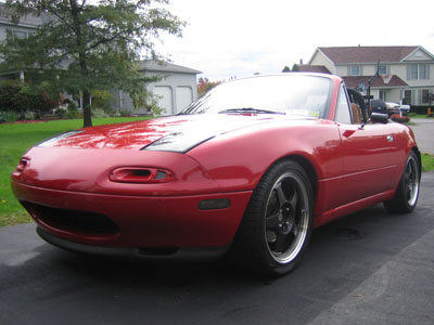 1994  Mazda Miata MX5 JRSC C-Package picture, mods, upgrades