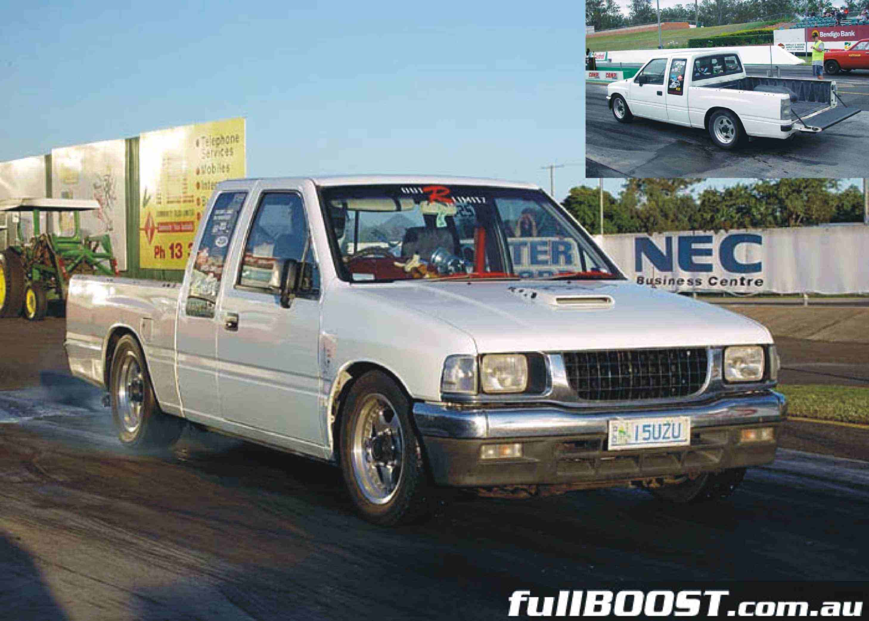 1989 Isuzu Pickup LS Spacecab