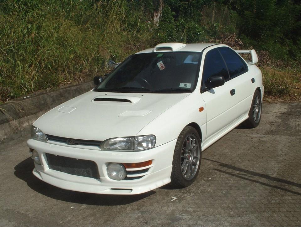 1994 Subaru Impreza Pictures, Mods, Upgrades, Wallpaper ...