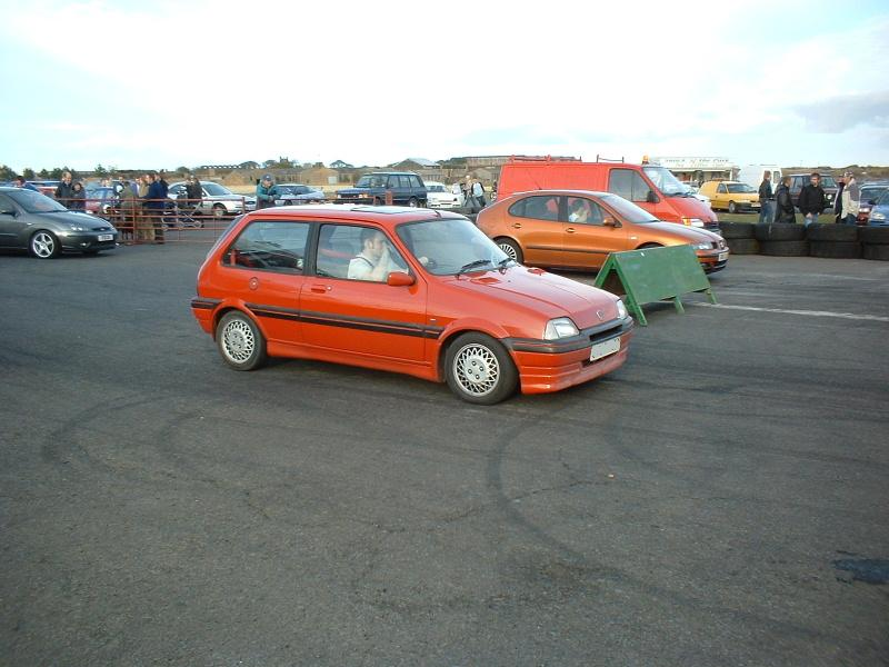 1991  Rover Metro GTi picture, mods, upgrades