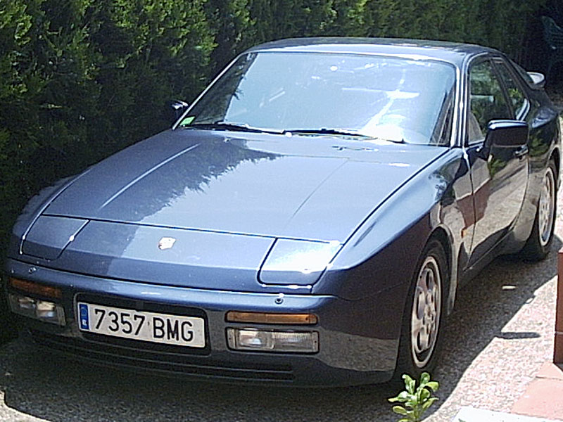 1988  Porsche 944 Turbo Cup picture, mods, upgrades