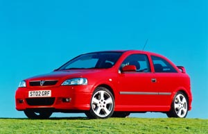 1 4 Mile Times >> Stock 2003 Vauxhall Astra GSi 1/4 mile trap speeds 0-60 ...
