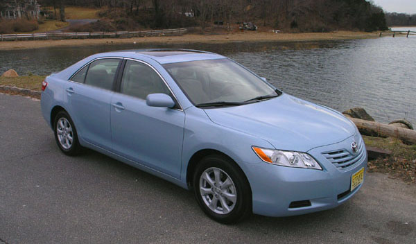 stock 2007 toyota camry le 1 4 mile trap speeds 0 60. Black Bedroom Furniture Sets. Home Design Ideas