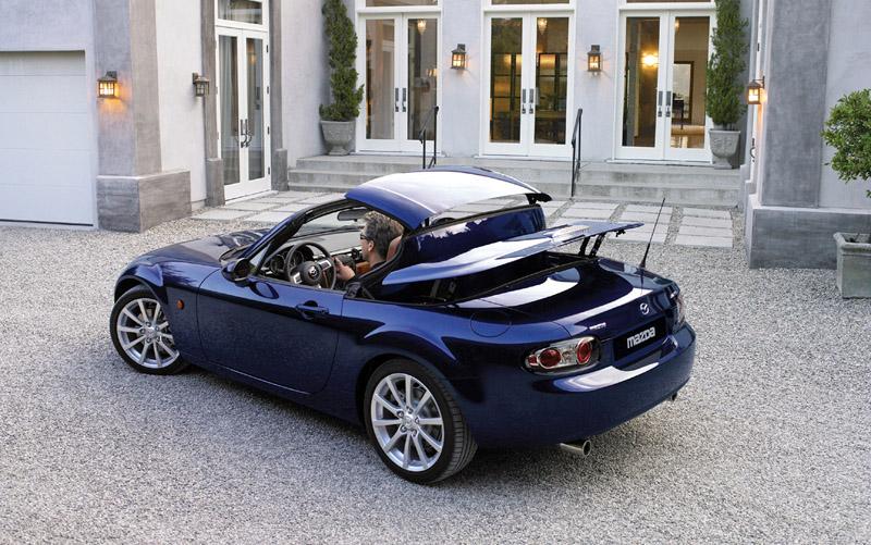2007 Mazda Miata MX5 Grand Touring Retractable Hardtop Pictures