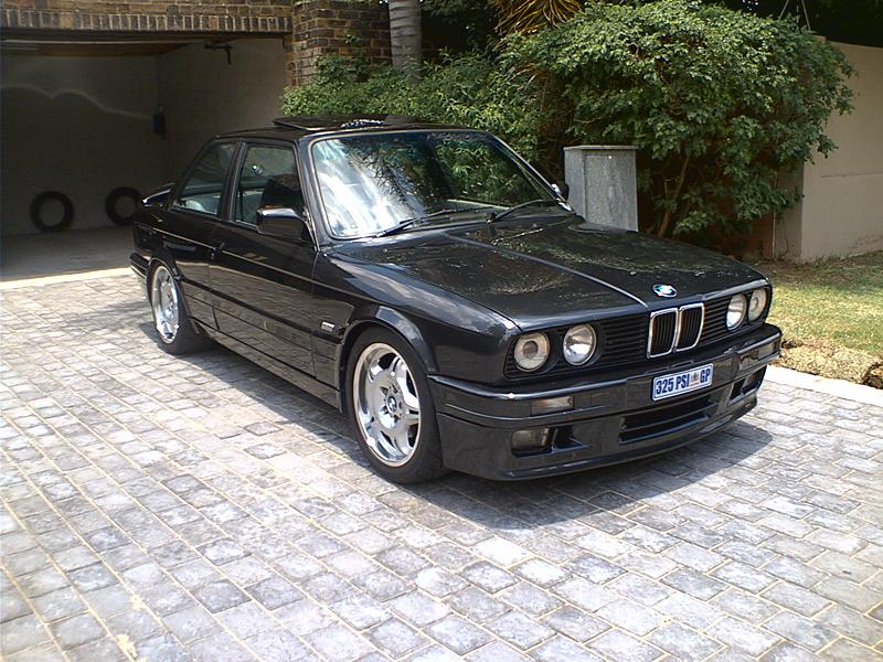 1990 BMW 325is Turbonetics T61 Turbo
