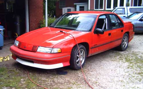 1994  Chevrolet Lumina Euro picture, mods, upgrades