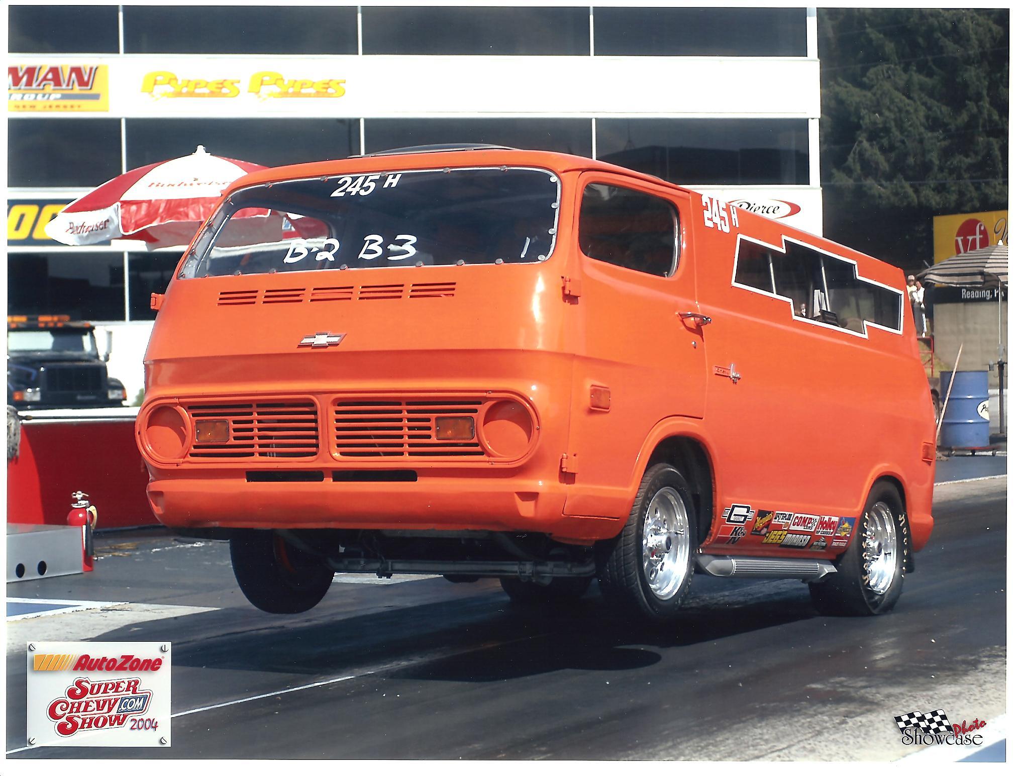 1968 chevrolet g van 90 1 4 mile drag racing timeslip specs 0 60. Black Bedroom Furniture Sets. Home Design Ideas