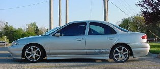 1998  Ford Contour SVT picture, mods, upgrades