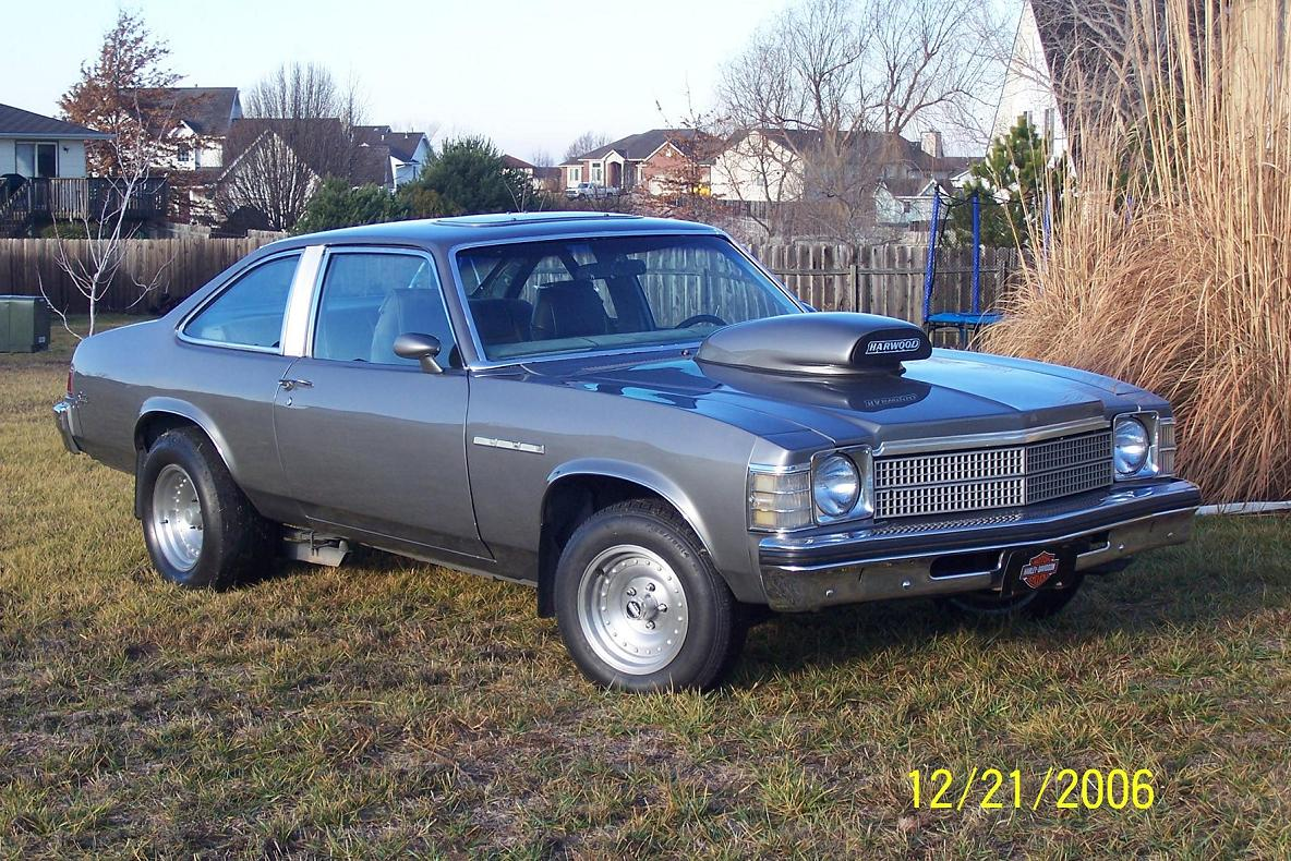 Buick Skylark Parts Car