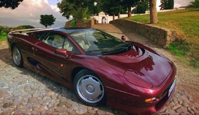 1992  Jaguar XJ220  picture, mods, upgrades