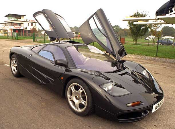 1994  McLaren F1  picture, mods, upgrades