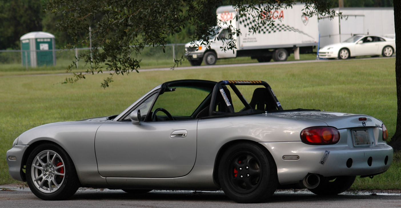 1999 mazda miata mx5 base package w lsd 1 4 mile trap. Black Bedroom Furniture Sets. Home Design Ideas