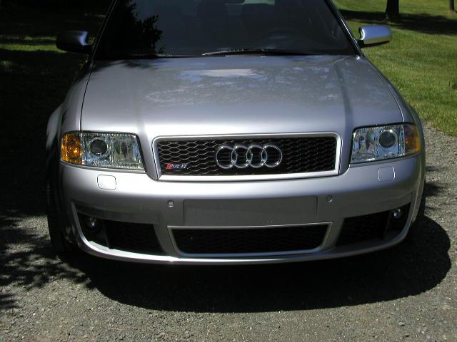 2003  Audi RS-6 sedan picture, mods, upgrades