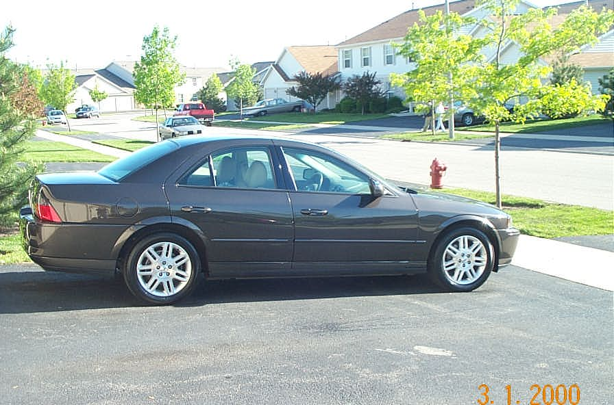 2005  Lincoln LS Sport picture, mods, upgrades