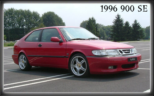 1996  Saab 900 SE picture, mods, upgrades