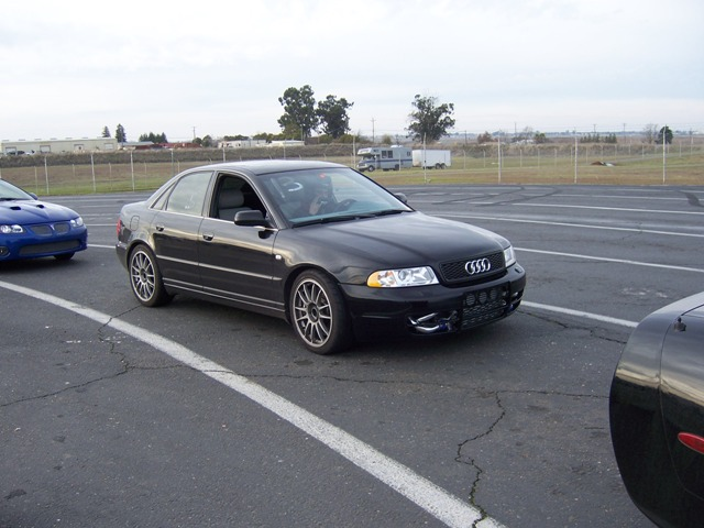 2000  Audi S4 2.7L biturbo picture, mods, upgrades