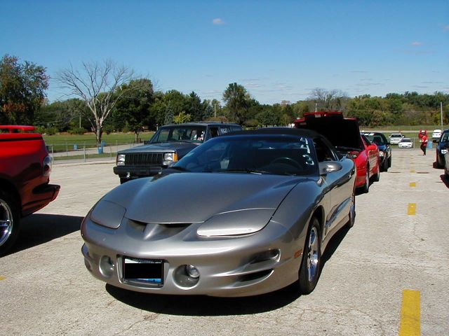 2000 Pontiac Trans Am Convertible