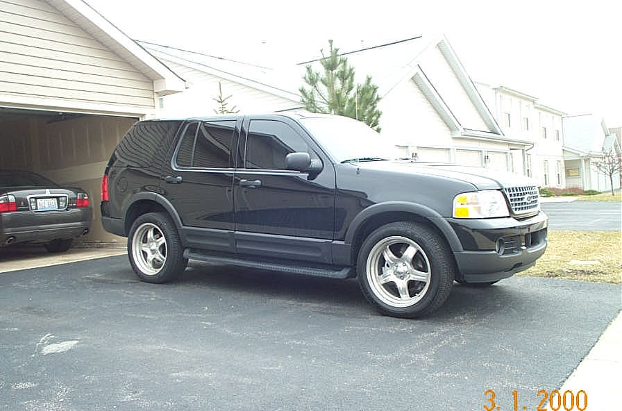 2003 Ford Explorer XLT Kenne Bell Supercharger 1/4 mile ...