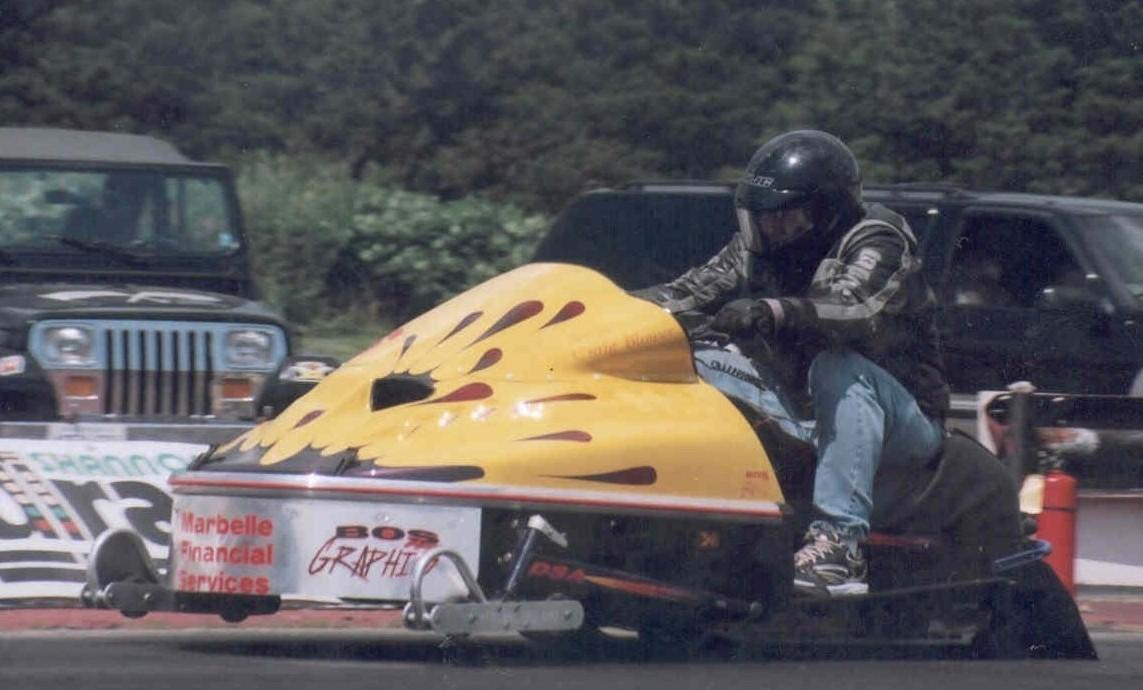 1997  Ski-Doo 700  picture, mods, upgrades