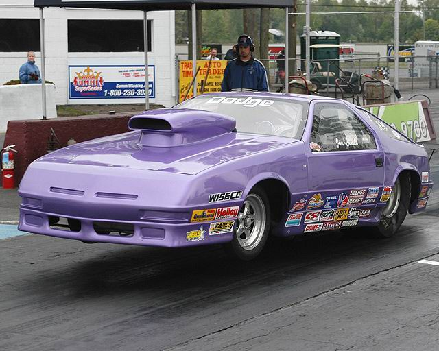1991 Dodge Daytona 1 4 Mile Trap Speeds 0 60 Dragtimes Com