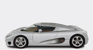 2004  Koenigsegg CC8S  picture, mods, upgrades