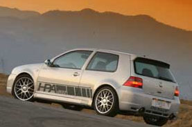 2004 Volkswagen Golf R32 R32 HPA Motorsports Stage II Twin-Turbo