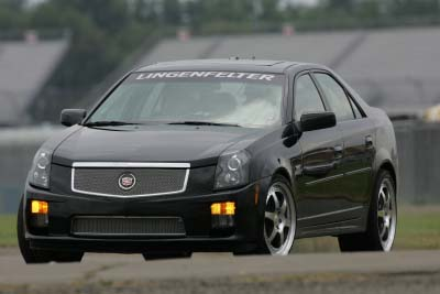 2004 Cadillac CTS-V Lingenfelter 427